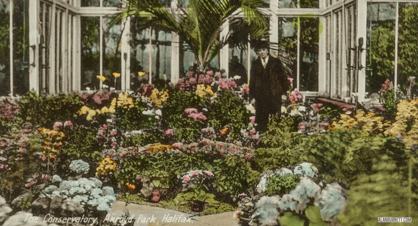 A Postcard From TheConservatory