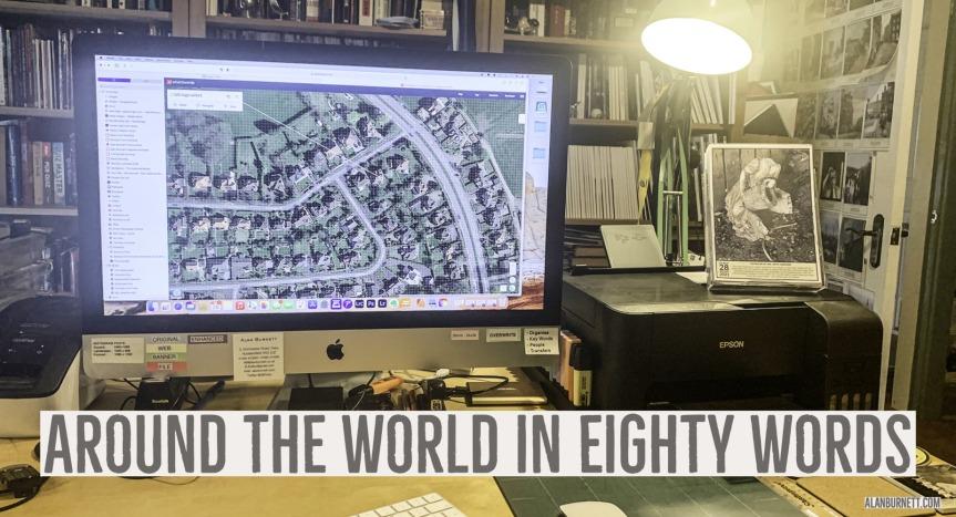 Around The World In Eighty Words :START