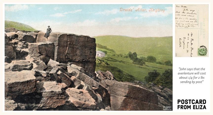 Postcard From Eliza – 2lbs OfAverlenture