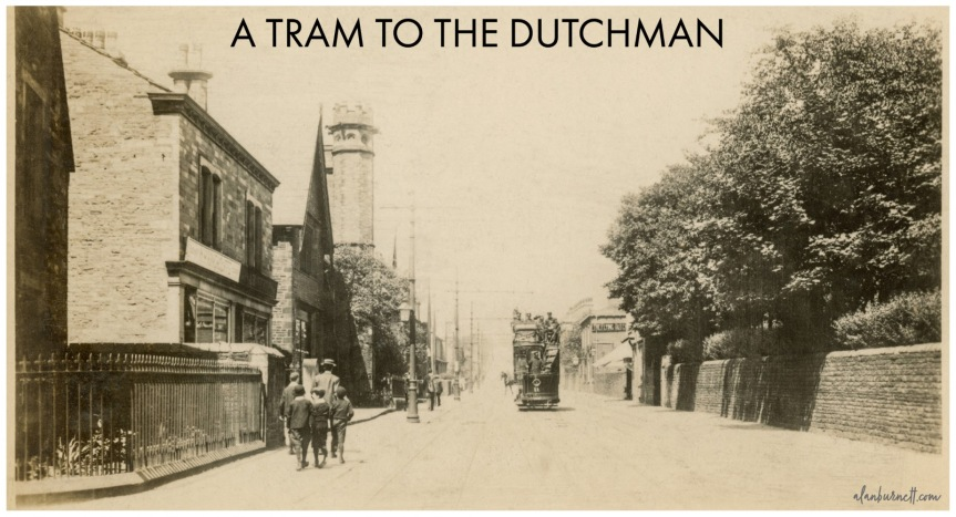A Tram To TheDutchman