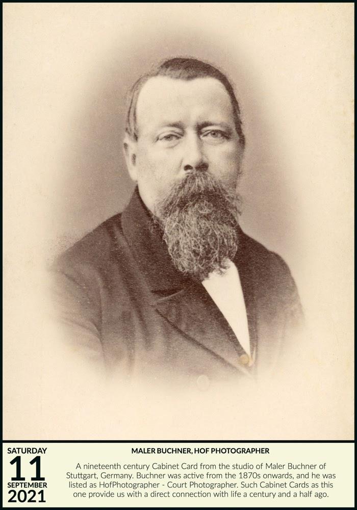 Maler Buchner, HofPhotographer