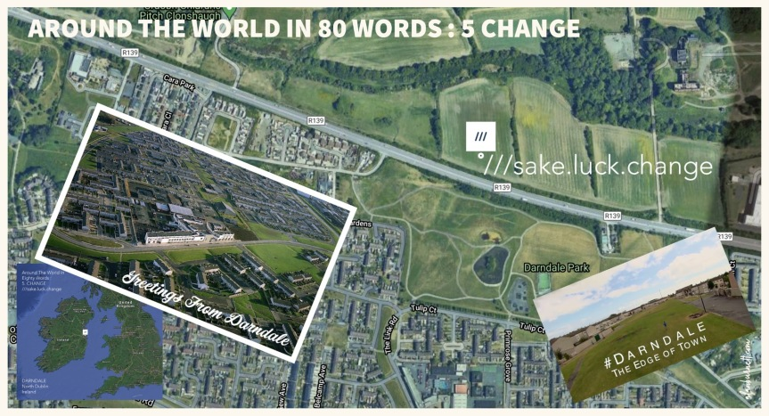 Around The World In Eighty Words : 5.CHANGE