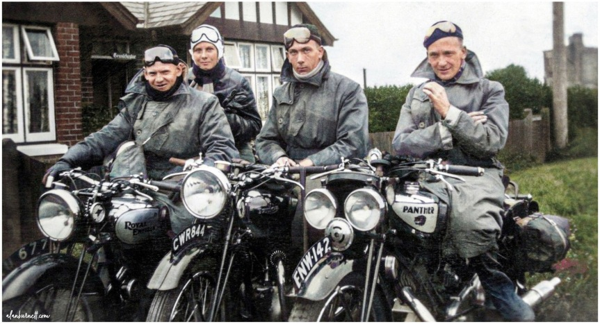 The Bikers InColour